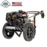 Best Pressure Washers With Hondas - SIMPSON Cleaning MS60763-S 3000 PSI at 2.4 GPM Review
