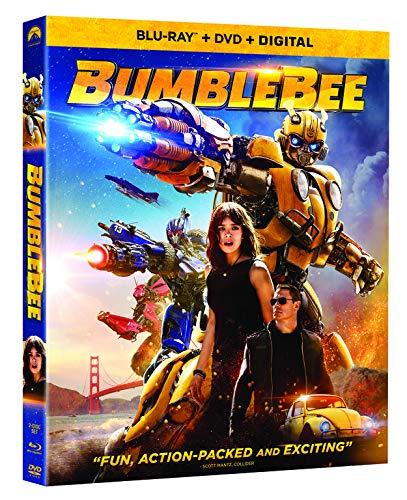 Bumblebee (Blu-ray + DVD + Digital)