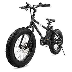 Swagtron EB-6 Bandit E-Bike SwagCycles Mountain Bike