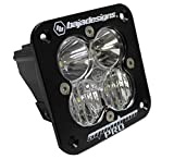 Baja Designs Squadron PRO Flush Mount ATV LED Light Driving Combo Pattern