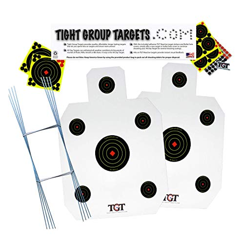 Tight Group Targets All Day Target Package - 2 Pack for $<!--$29.99-->