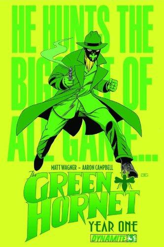 The Green Hornet Year One Comic #3