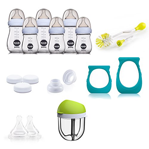 Joovy Boob 17-Piece Glass Gift Set
