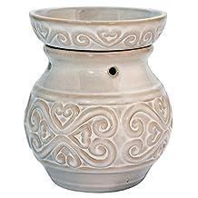 A Cheerful Giver Cream Tuscany Wax Warmer