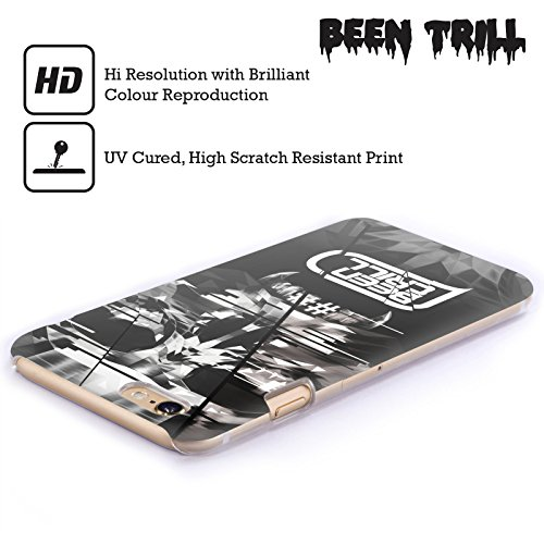 Official Been Trill Mouth Grill Skull 2 3D Scans Hard Back Case for Apple iPhone 3G / 3GS