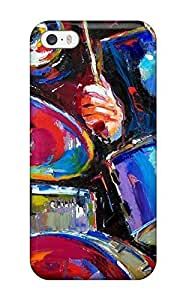 Best Diy - New Abstract Painting protective Iphone xdJVd1Uarvl 5/5s Classic Hardshell case cover