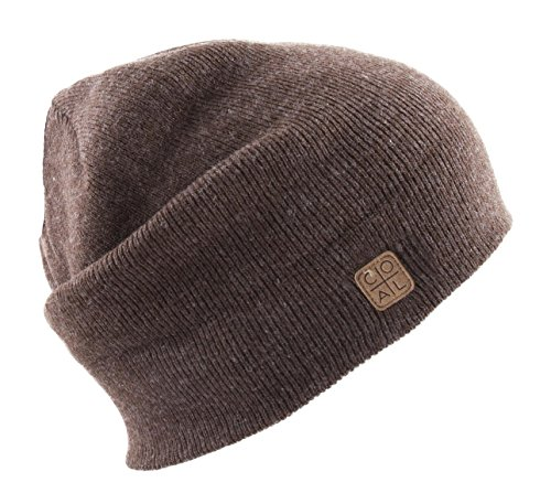 Gorro heather The Harbor hombre Coal brown dng6Yd