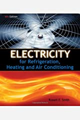 Electricity for Refrigeration, Heating, and Air Conditioning Hardcover