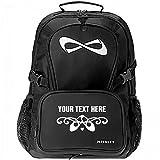 Dance Ballet Shoes Bag: Nfinity Black Backpack Bag