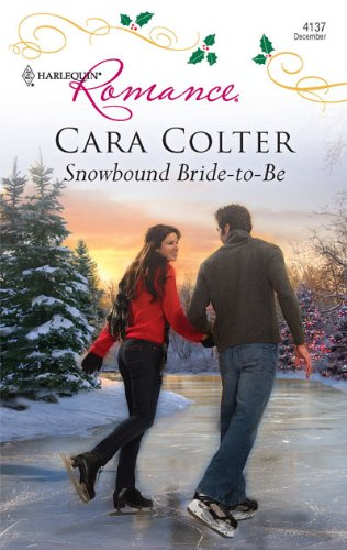 book cover of Snowbound Bride-to-Be