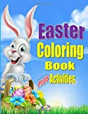 Easter Coloring Book for Kids PLUS Activities: Fun Easter Gift or Basket Stuffer for Boys & Girls (Holiday Coloring Books) (Volume 3)