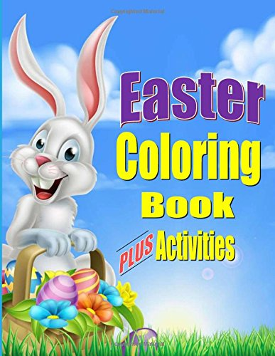 Easter Coloring Book Kids Activities product image