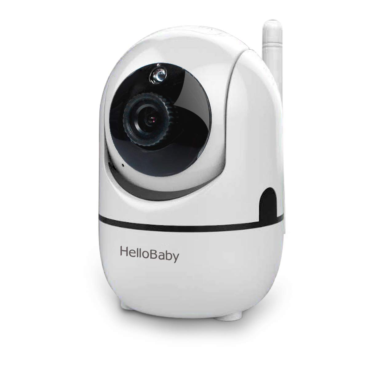 HelloBaby Extra Camera for HB65 HB248, NOT Compatible with HB24 HB32, Black