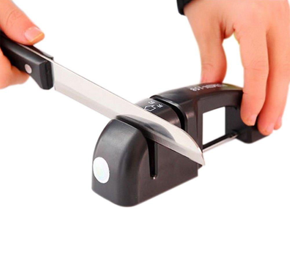 caolator cocina herramientas cuchillo affiloir r/ápido//cocina muela herramienta//afilador de cuchillo//herramienta afilar//afilador manual