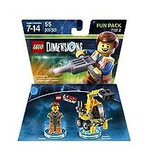 LEGO Movie Emmet Fun Pack - LEGO Dimensions by Warner Home Video - Games