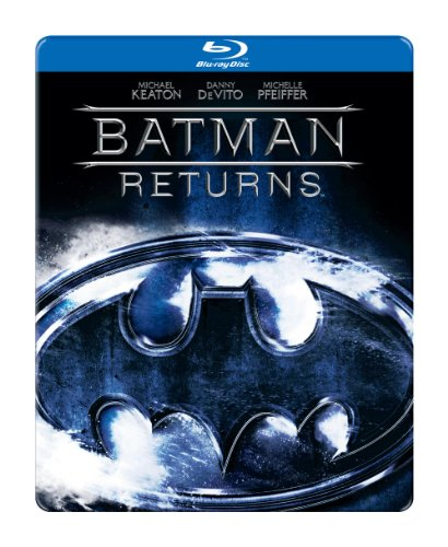 Blu-ray : Batman Returns (Steelbook)