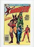DAREDEVIL #196   Marvel   July 1983   Vol 1   Wolverine/Classic Cover / 1st Appearance of Dark Wind (Kenji Oyama)