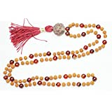 Chakra Jewelry for Meditation Beads Necklace SUN Energy Prayer Rosary Japamala Gift For Her