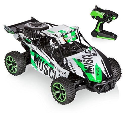 "BLOWOUT SALE! ""BEST"" Remote Control Monster 4WD Speed Truck, 2.4Ghz (TR-140)"