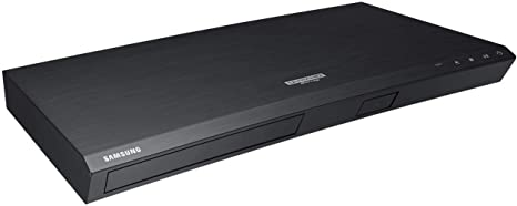 Samsung UBD-M9000/XU 4K BLU Ray Smart Hub - Reproductor de DVD con Ethernet y Wi-Fi, Color Negro: Amazon.es: Electrónica