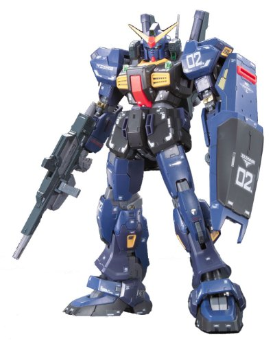 Bandai Hobby #07 RX-178 Gundam MK II (Titans) 1/144, Real Grade