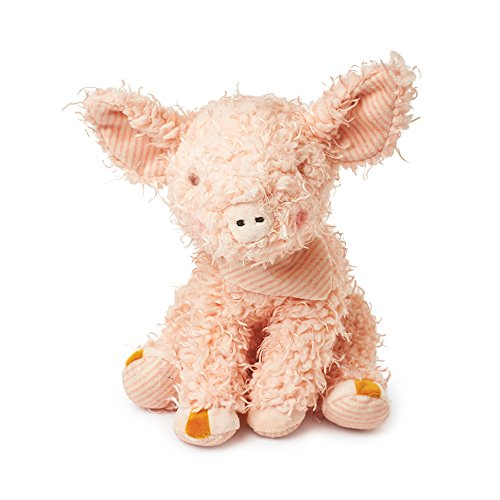 Bunnies By The Bay Hammie, Plush Pig Toy Floppy Pig
