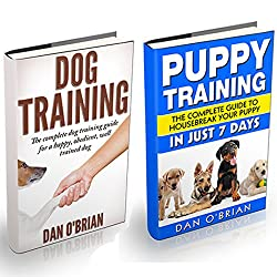 Dog Training + Puppy Training Box Set