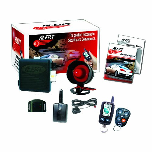 Alert 750R Two Way Remote Starter with Alarm by Alert