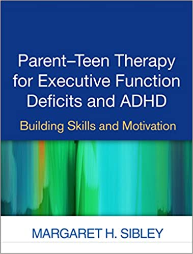 Amazon.com: Parent-Teen Therapy for Executive Function Deficits ...