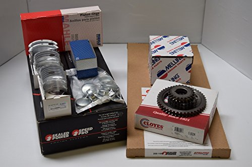 350 chevy engine gasket kit - 6