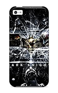 Awesome Case Cover/iphone 5c Defender Case Cover(the Dark Knight Rises 19)