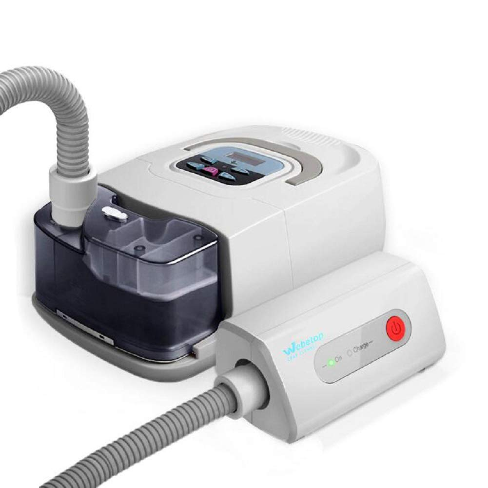 ALTIZURE Mini CPAP Cleaner Portable CPAP Portable Mask Cleaning System Silent Cleaner