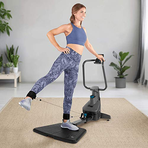 Total body resistance cable machine