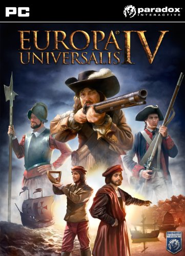 Europa Universalis IV [Online Game Code] by Paradox Interactive