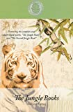 Image of The Jungle Books: Featuring the Complete and Unabridged Works the Jungle Book and the Second Junge Book (Kennebec Large Print Perennial Favorites Collection)