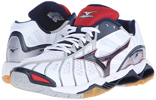 Jual Mizuno Men s Wave Tornado X Volleyball Shoe - Volleyball ... b58c3e227e