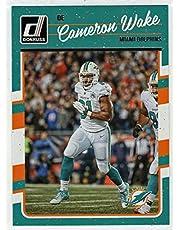 Cameron Wake (Football Card) 2016 Panini Dunruss # 169 Mint