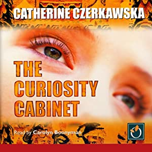 The Curiosity Cabinet Hörbuch