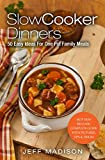 Slow Cooker Dinners: 50 Easy Ideas For One Pot Family Meals (Good Food Series)