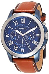 Image of the product Fossil Mens Grant Quartz that is listed on the catalogue brand of Fossil.