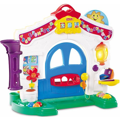 Fisher-Price Laugh & Learn Learning Home Playset