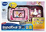 vtech princess learning pad - VTech Innotab 3S Tablet System - Disney Princess Royal Edition Bundle Pack