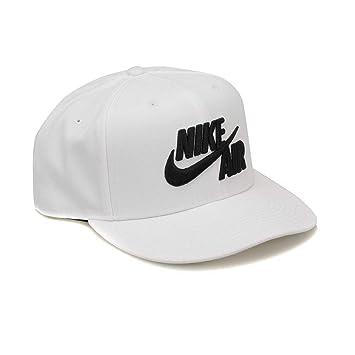 Nike Air True EOS Gorra, Hombre, Blanco White/Black, Talla Única: Amazon.es: Deportes y aire libre