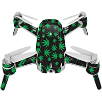 Skin For Yuneec Breeze 4K Drone – Marijuana | MightySkins Protective, Durable, and Unique Vinyl Decal wrap cover | Easy To Apply, Remove, and Change Styles | Made in the USA