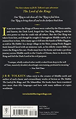 The Fellowship of the Ring (The Lord of the Rings): Amazon.es ...