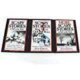 Scary Stories to Tell in the Dark Series: More Scary Stories to Tell in the Dark; Scary Stories to Tell in the Dark 3 (Book sets for Kids: Grade 3 and Up)