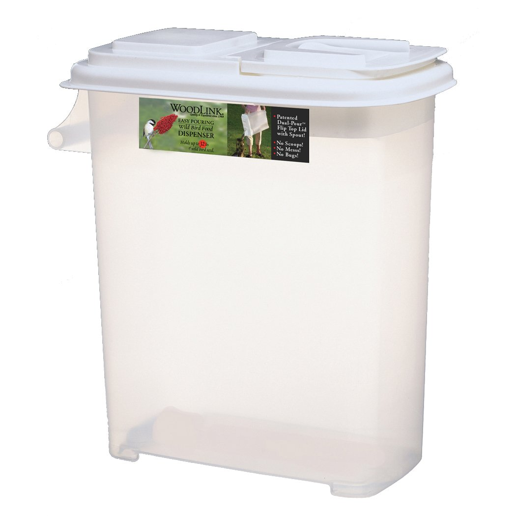 Woodlink SC32QT Storage Container, 32 Quarts