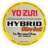 Yo-Zuri Hybrid Ultra Soft 275-Yard Fishing Line (Pack of 2)