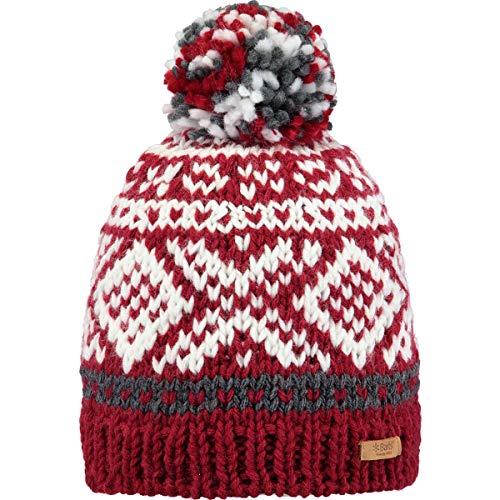Beanie Gorro Scarlet Cabin BARTS de Log mujer para esquí qCZETzwx