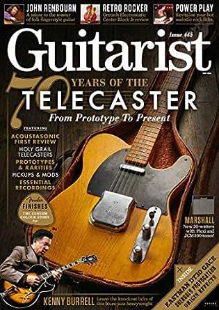 Amazon com: Guitarist Magazine: Kindle Store